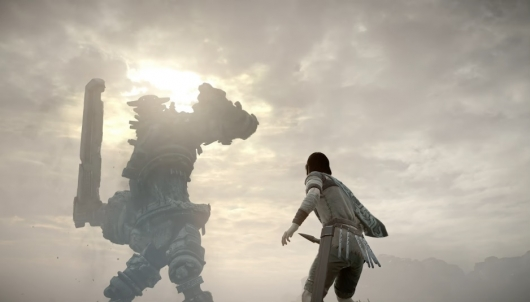 Shadow of the Colossus PS4 Remake