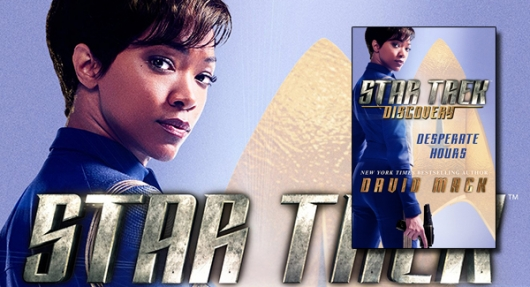 Book Review: Star Trek: Discovery: Desperate Hours By David Mack