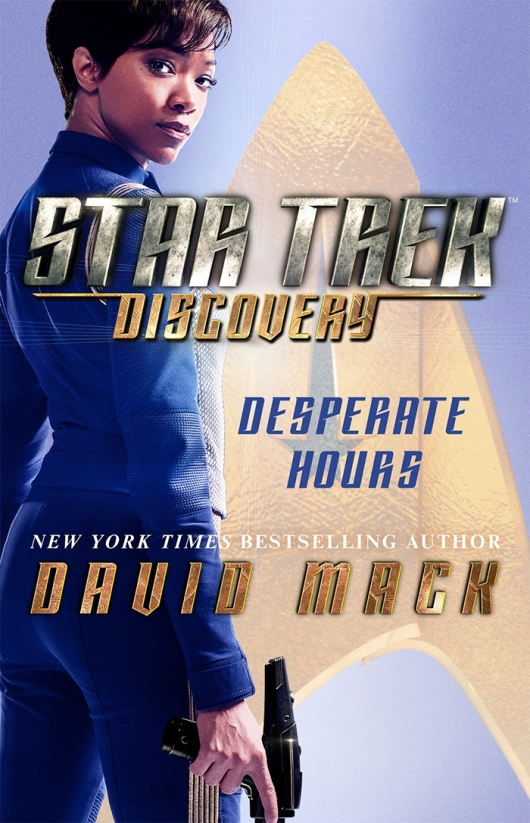 Star Trek: Discovery: Desperate Hours book cover