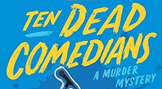 Ten Dead Comedians Fred Van Lente
