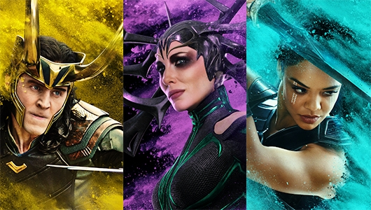 Thor: Ragnarok Header Photo