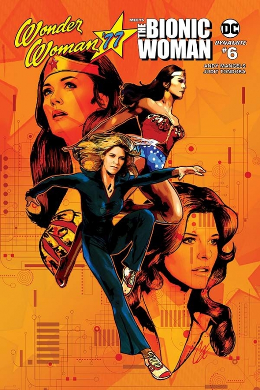 Wonder Woman '77 Meets The Bionic Woman #6