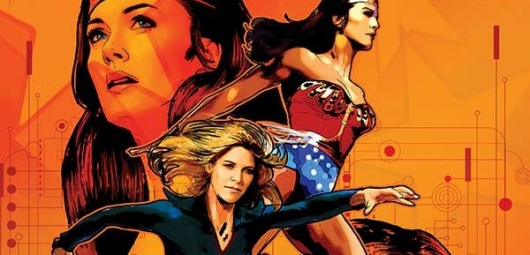 Wonder Woman '77 Meets The Bionic Woman #6 header