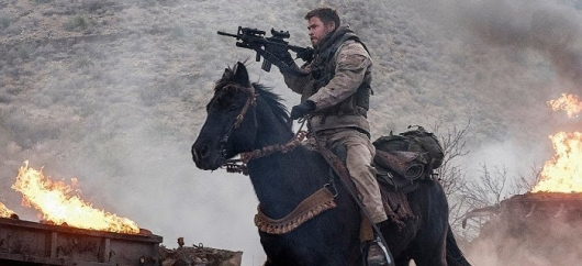 12 Strong starring Chris Hemsworth header
