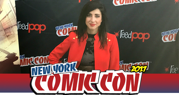 NYCC 2017: Ash vs Evil Dead interview with Dana DeLorenzo