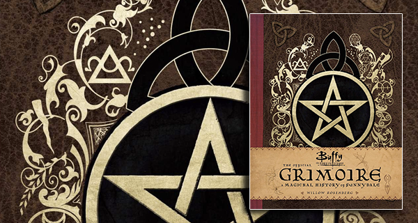 Buffy the Vampire Slayer Official Grimoire review