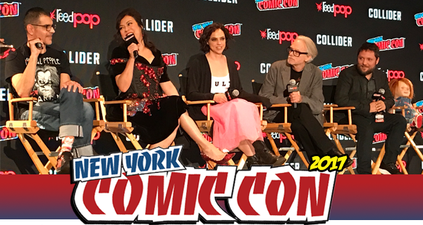 NYCC 2017: Cult Of Chucky panel