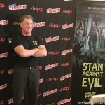 NYCC 2017 Stan Against Evil