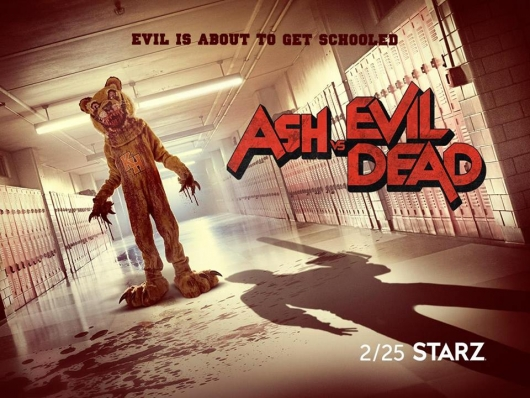 Ash vs Evil Dead Season 3 art NYCC preview