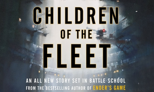Children of the Fleet header Orson Scott Card