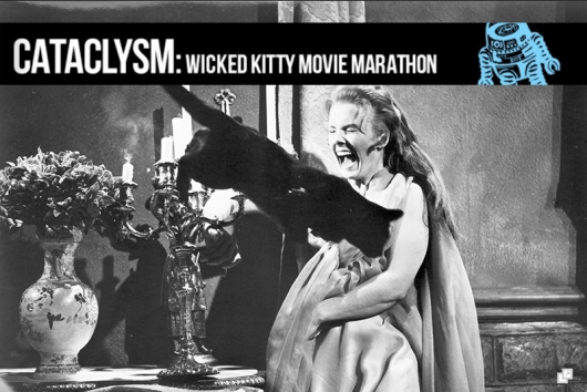 Comet TV CATaclysm: Wicked Kitty Movie Marathon 2017
