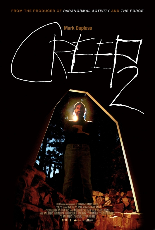 Creep 2 poster Mark Duplass