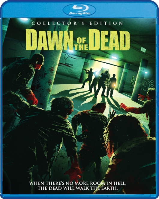 Dawn of the Dead (Collector's Edition) Blu-Ray Cover Art