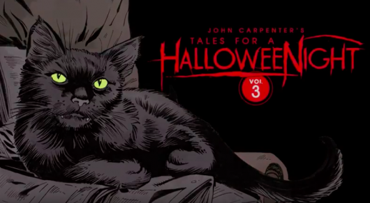 John Carpenter's Tales For a HalloweeNight Vol. 3
