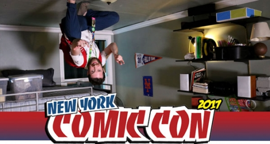 Maximus Prime Hang Like Spidey NYCC Cover