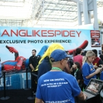 NYCC Hang Like Spidey Experience 10