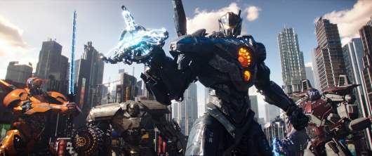 Pacific Rim: Uprising Header