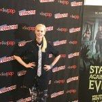 Stan Against Evil Janet Varney NYCC 2017