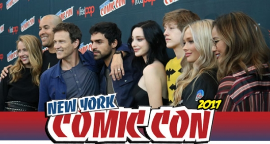 The Gifted NYCC 2017 Banner Photo