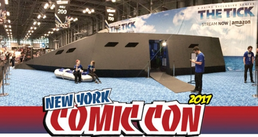 The Tick NYCC Banner Photo