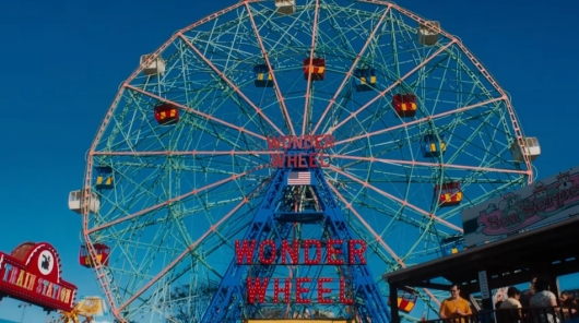 Woody Allen's Wonder Wheel