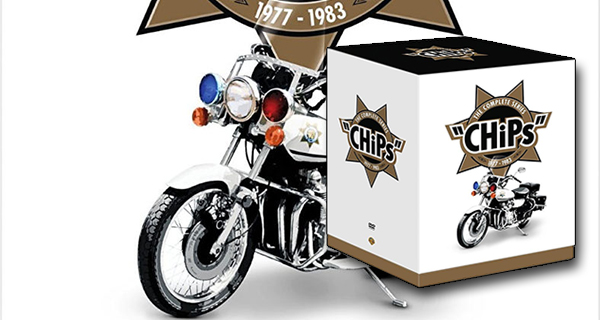 CHiPs: The Complete Series Box Set