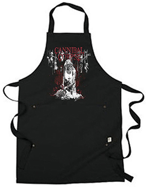 Cannibal Corpse Apron