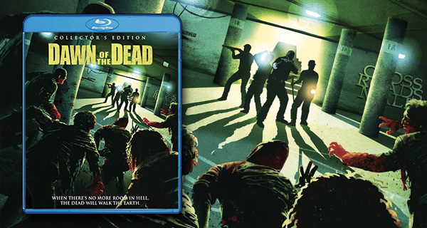 Dawn Of The Dead Collectors Edition (2004) Blu-ray