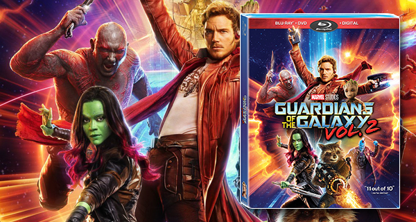 Guardians Of The Galaxy, Vol .2-Blu-ray