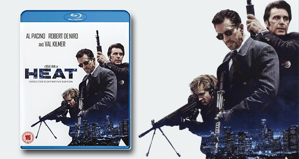 Heat: Definitive Director's Edition Blu-ray