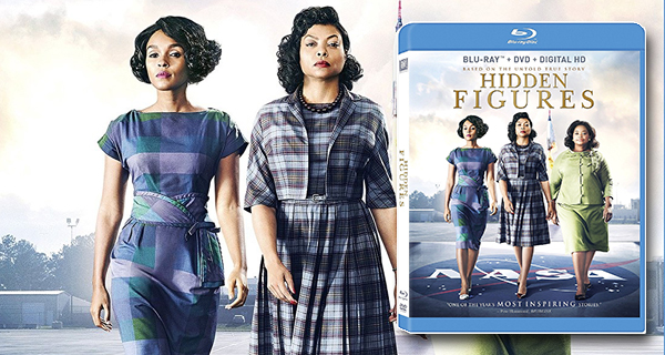Hidden Figures Blu-ray