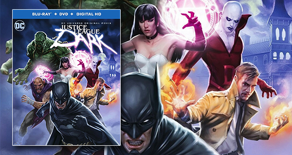 Justice League Dark Blu-ray