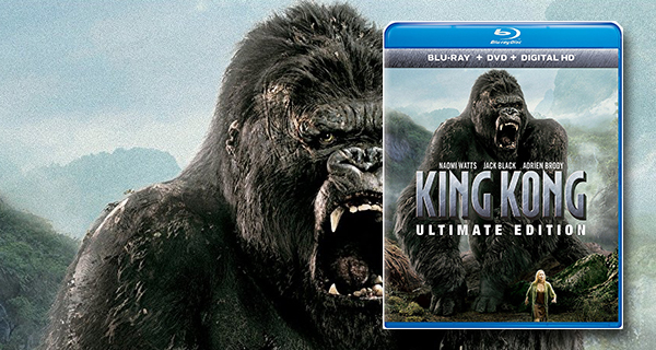King Kong Ultimate Edition Blu-ray