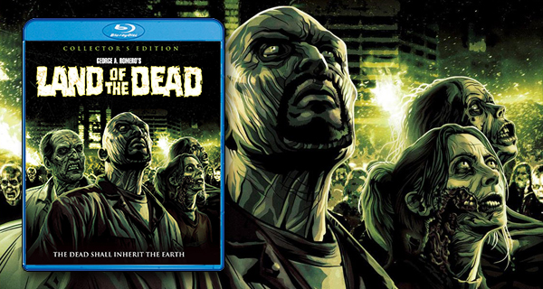 Land of the Dead: Collector's Edition Blu-ray