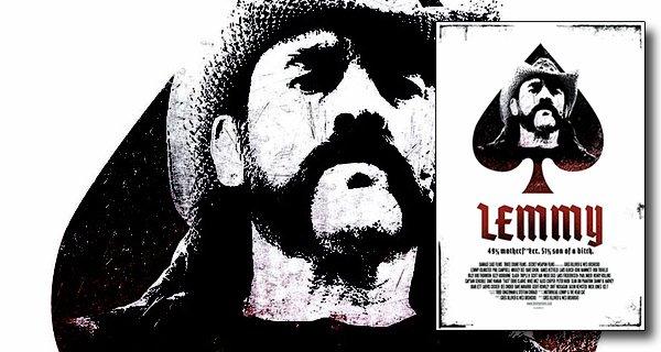 Lemmy: 49% Motherfucker, 51% Son Of A Bitch Documentary