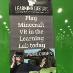 Learning Lab 360 Minecraft VR