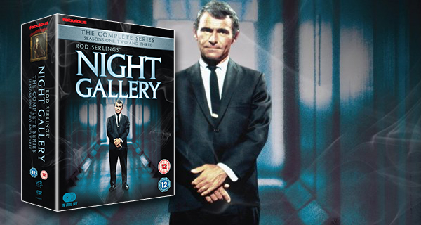 Night Gallery: The Complete Series Box Set
