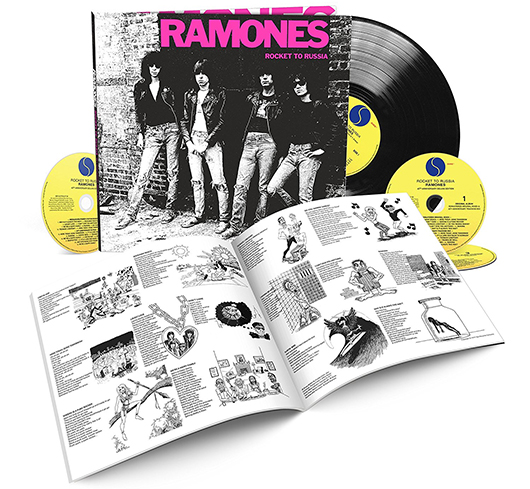 Ramones: Rocket to Russia 40th Anniversary Deluxe Edition