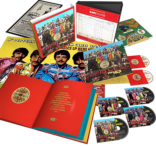 Sgt. Pepper 50th Anniversary 4 CD Deluxe Edition