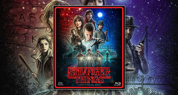 Stranger Things, Season 1 Blu-ray