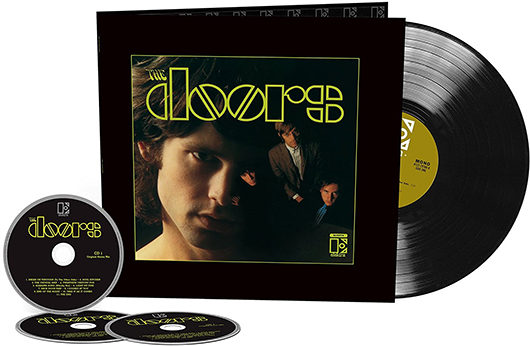 The Doors: 50th Anniversary Deluxe Edition