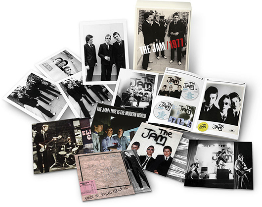 The Jam: 1977 Box Set