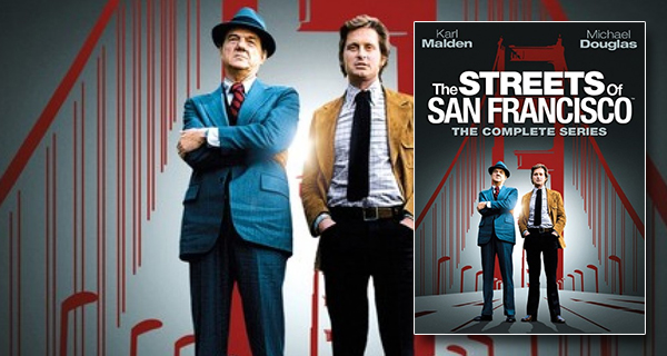 The Streets of San Francisco: The Complete Series Box Set