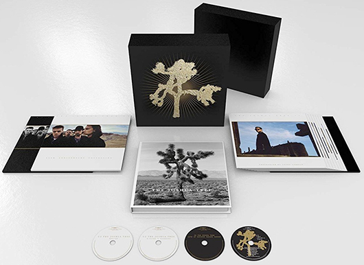U2: The Joshua Tree Deluxe Edition 4-CD Box Set