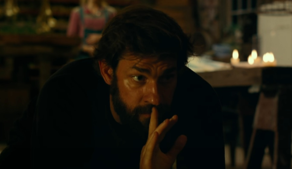 'A Quiet Place': Trailer For Horror Starring Emily Blunt, John Krasinski
