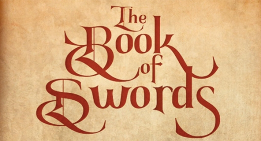 The Book Of Swords book cover banner