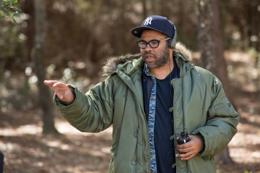 Jordan Peele Directing Get Out - 2018 WGA Awards winner