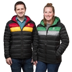 Harry Potter House Down Jacket