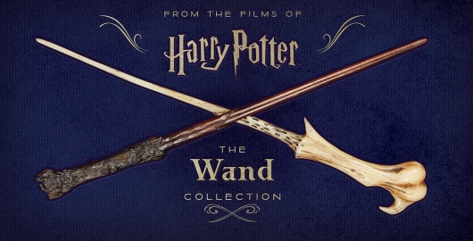 Harry Potter The Wand Collection Banner