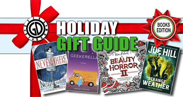 Holiday Book Gift Guide 2017